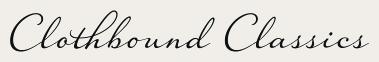 thelondonesque.com - Clothbound Classics