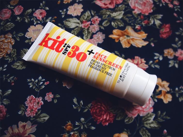 thelondonesque.com - kit cosmetics - 30 plus face sunscreen - 3